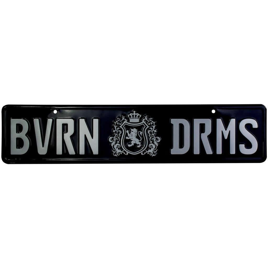 Custom European License Plates - 6