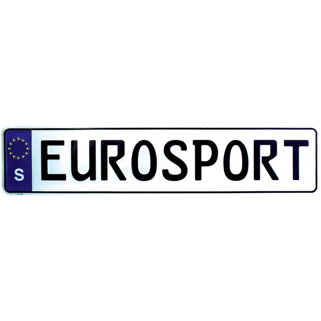 Custom European License Plates - 4