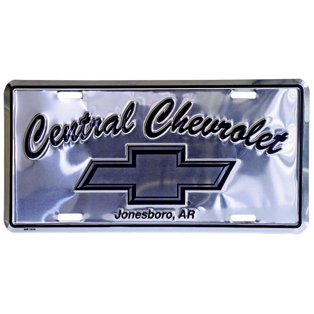 Custom License Plates - Deluxe 5