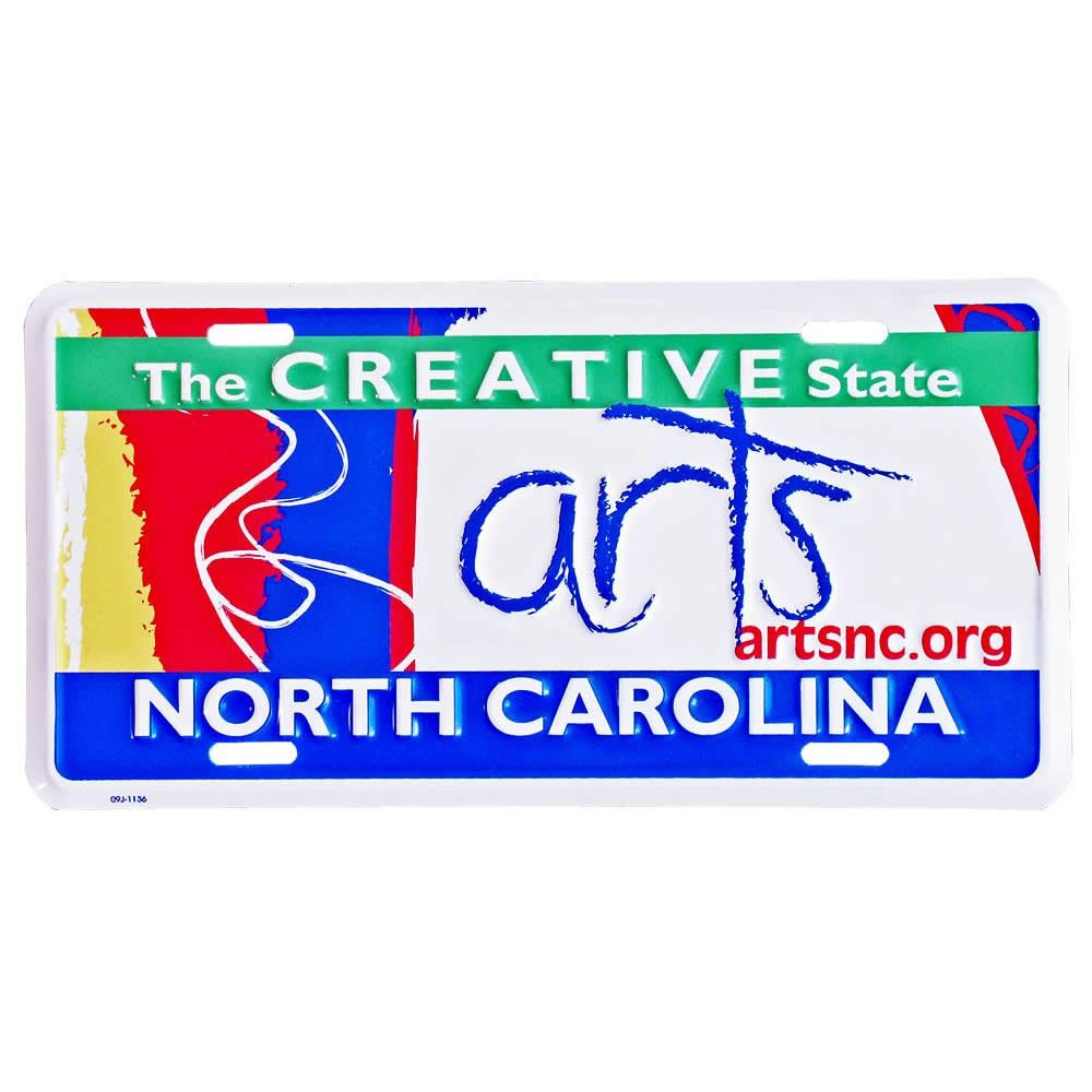 Custom License Plates - Standard 6