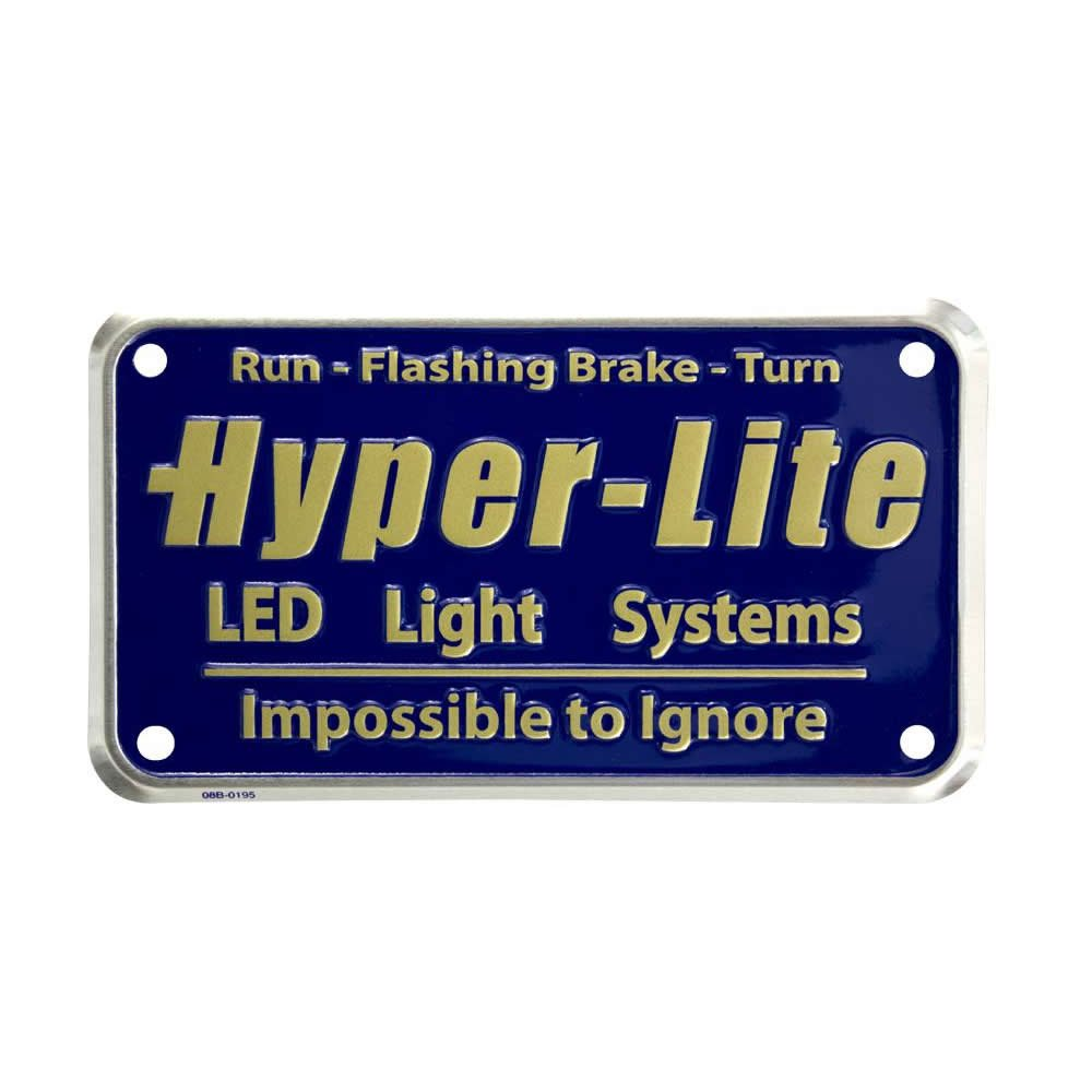 Custom Motorcycle Plates - 4