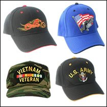 Embroidered Patch Caps | Wholesale Products
